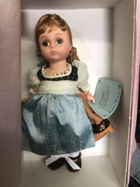 Heather & Forest 8'' Madame Alexander Dolls Special Edition