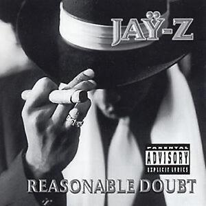 Jay-Z-Reasonable-Doubt-CD-1999-Value-Guaranteed-from-eBay-s-biggest-seller