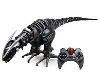 Wowwee Roboraptor Toy Metallic Black Ffp Roboraptor Metallic Black