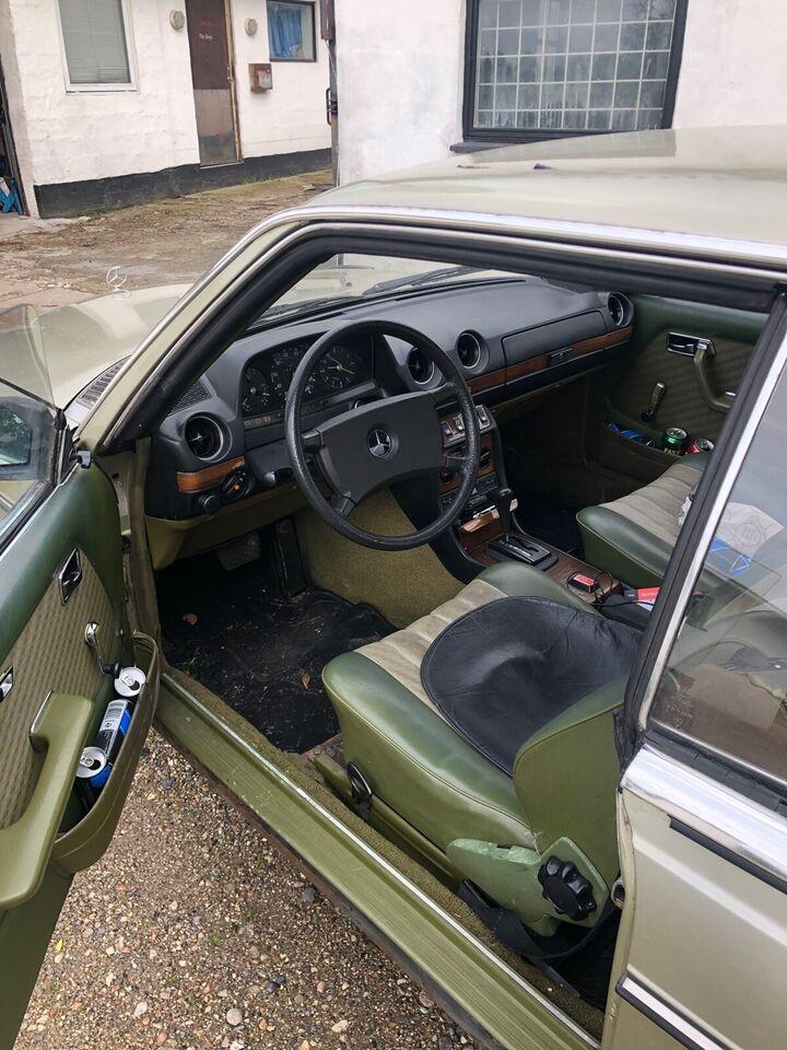 Mercedes 230 CE, 2,3 Coupé, Benzin