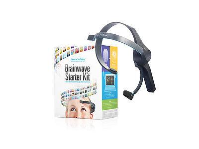 NeuroSky MindWave Mobile Brainwave Starter Kit - gebraucht, voll funktionsfähig