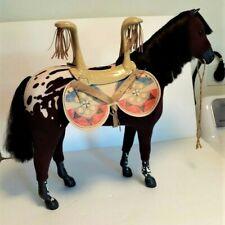 American Girl Kaya/'s SADDLE for horse mare STEPS HIGH  NIB Kaya