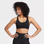 thumbnail 4 - Women-039-s-Sports-Bra-Activewear-Support-Strappy-Back-Black-All-in-Motion