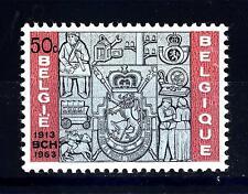 BELGIUM - BELGIO - 1963 - Cinquantenario dell'Ufficio dei Conti Correnti postali