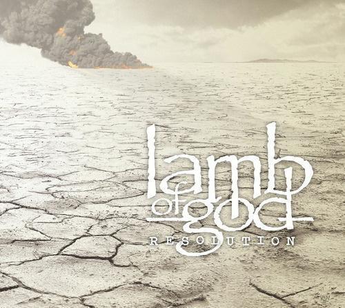 1 von 1 - LAMB OF GOD RESOLUTION CD ALBUM 14 TRACKS DIGIPAK NEU & OVP