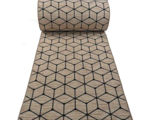 Hochwertig Modern Teppichläufer Preiswert Antirutsch Läufer Gummiert