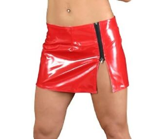 Red sexy skirt