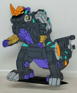 Transformers-BEAST-WARS-II-production-animation-cel-GIGASTORM-aka-Trypticon