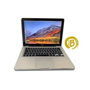 "Notebook Computer Portable Apple Mac Macbook Pro 13 "" A1278 Mid 2010 4GB 500GB"