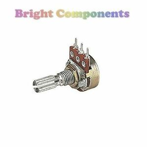 200K-Ohm-16mm-Linear-Variable-Resistor-Potentiometer-1st-CLASS-POST