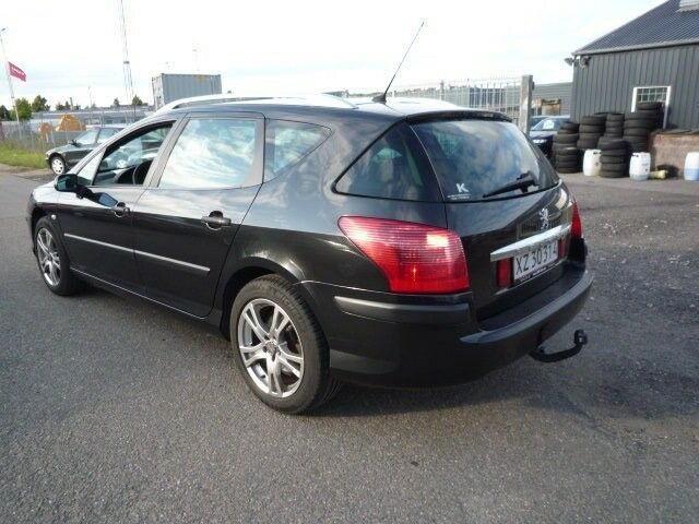 Peugeot 407 1,6 HDi Performance SW Diesel modelår 2006 km