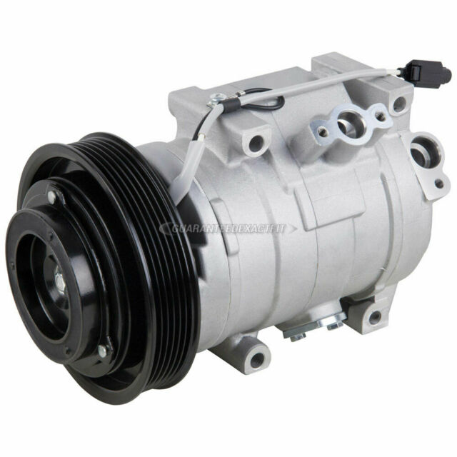 AC Compressor W/ A/C Drier For Acura MDX 2014 2015