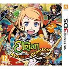 Etrian Odyssey Mystery Dungeon for Nintendo 3ds UK PAL and