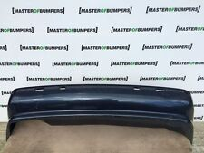 BMW 5 SERIES E39 SALOON REAR BUMPER IN DARK BLUE [330]
