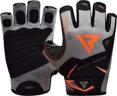 Rdx Gym Kraftssport Handschuhe Training Fitness Sports Krafttraining De Sport Fitness & Jogging