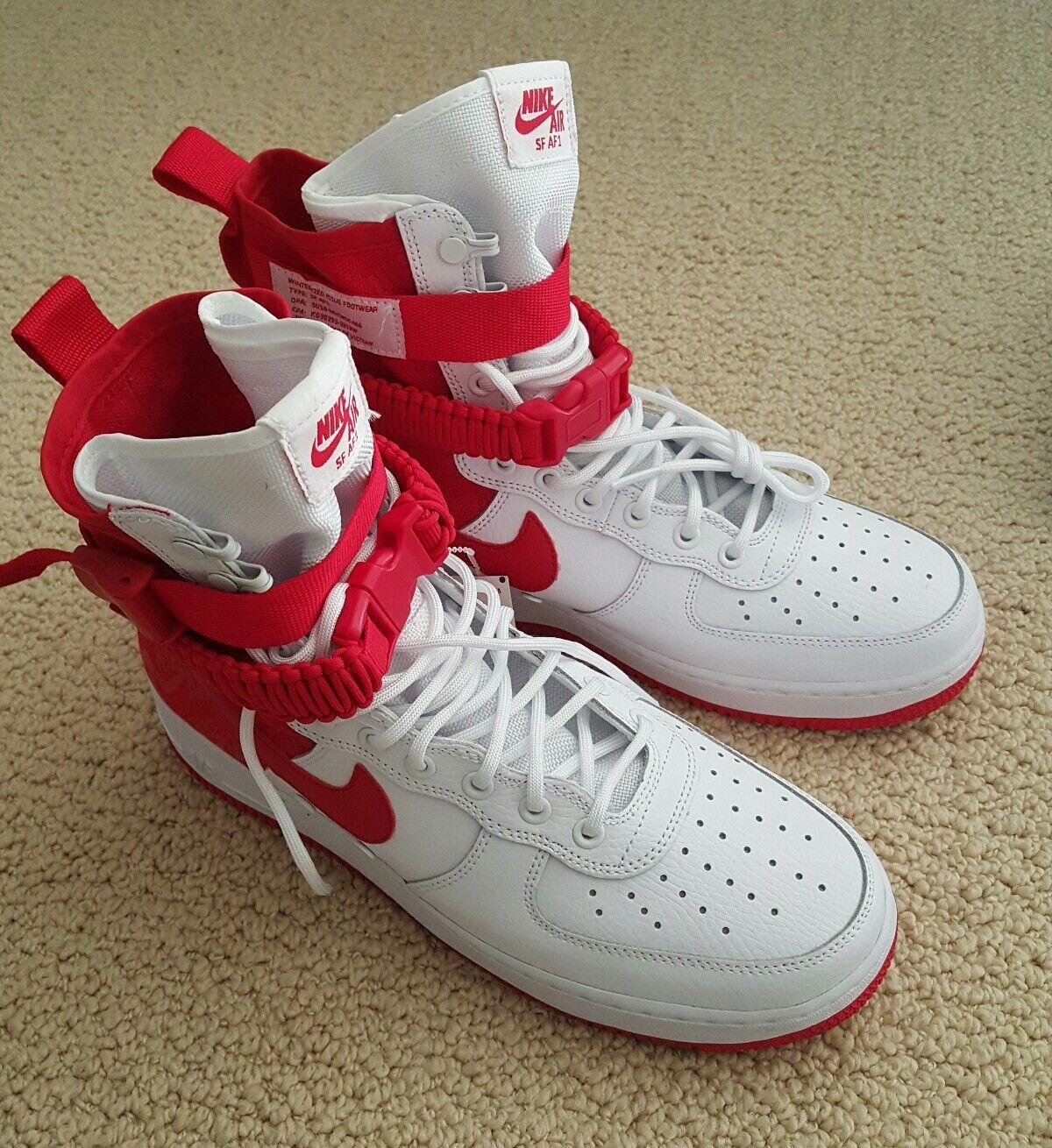 Authentic Nike SF Air Force 1 Hi AF1 Mens 10