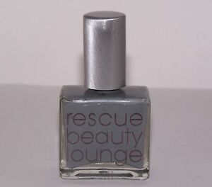 Rescue Beauty Lounge Stormy - Grey Creme Nail Polish Lacquer RBL ...
