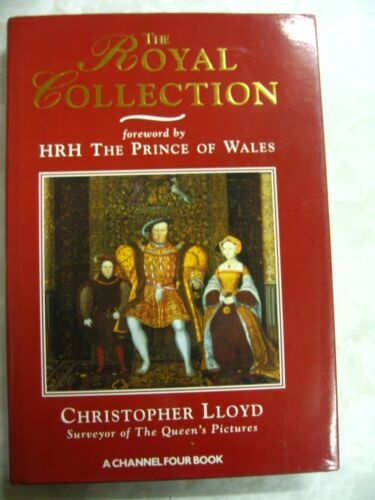 1 of 1 - The Royal Collection by CHRISTOPHER LLOYD Queen's Pictures hcdj 1992 B37