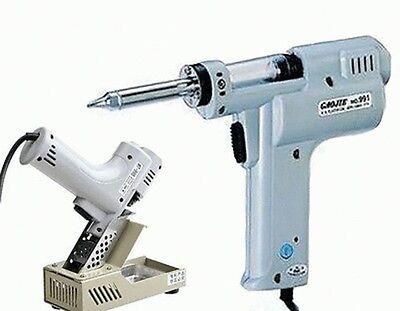 S-993A 110V 90W Electric Vacuum Desoldering Pump Solder Sucker Gun from CA US