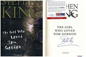 a summary of the girl who loved tom gordon by stephen king Advance reading copy of the the girl who loved tom gordon, a pop-up book by stephen king this preview copy contains a sample (3 pop-ups) of the final book that will be published in october this copy is in new condition.