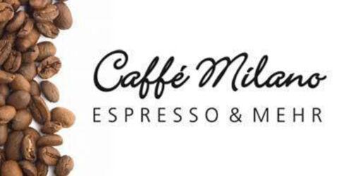 Caffe Milano Zicaffe Espressotasse 50 Anniversario Black Edition
