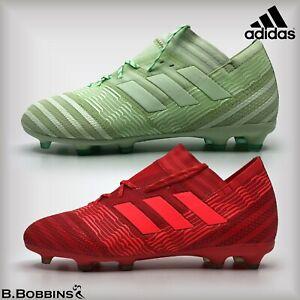 90-ADIDAS-nemeziz-17-1-FG-Chaussures-De-Football-Taille-UK-13-1-2-3-4-5-5-5-Garcons-Filles
