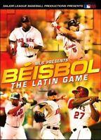 Mlb Presents: Beisbol - The Latin Game Baseball, English & Spanish Audio Sports
