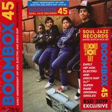 Soul Jazz Records BOOMBOX 45 7