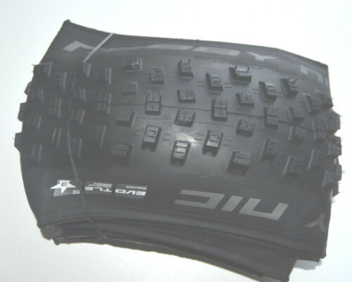 Schwalbe Reifen Nobby Nic 27,5+650B x 2,80 EVO SnakeSkin TLE PaceStar HS463