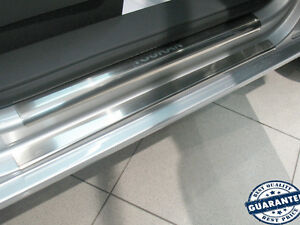 For-VW-TOURAN-II-2010-2015-Stainless-Steel-Door-Sill-Guard-Cover-Scuff-Protector