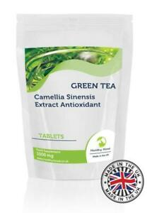 Green-Tea-1000mg-Extract-Antioxidant-90-Tablets-Pills-Supplements