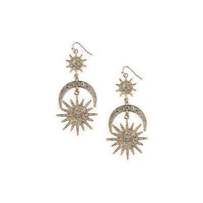 New Women's Quintessence Earrings