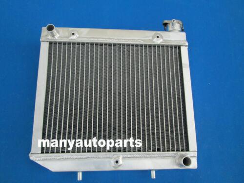 Aluminum radiator ATV for Honda TRX450R TRX450 2004-2009 TRX 450 04 05 06 07 08