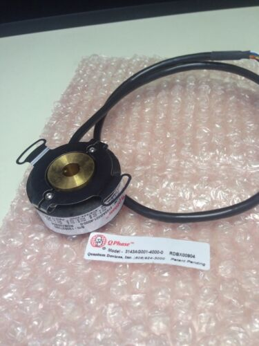 Quantum Devices QPhase 3143AG001-4000-0 Optical Encoder *Free Expedited Shipping