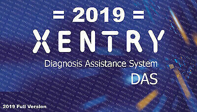 V2019.07 MB SD C4 C5 Star OBD2 Diagnosis for MB Xentry TEAMVIEWER installation