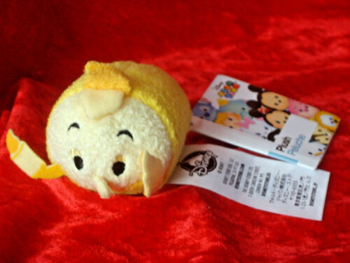 Disney lumiere BNWT Tsum Tsum Véritable Jouet Doux en Peluche La Belle et la bête