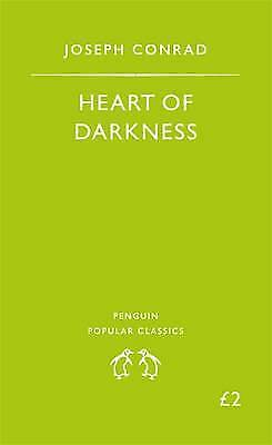 Heart Of Darkness By Joseph Conrad Paperback 1994 For Sale Online