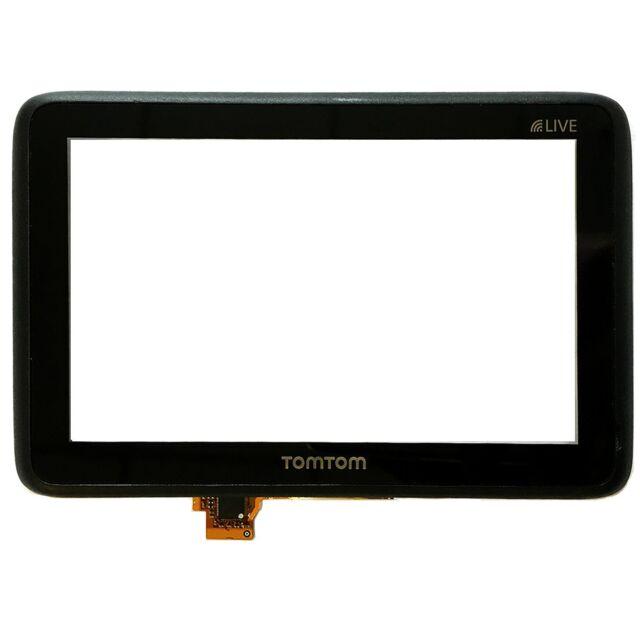Touch Screen Digitizer + cadre pour TomTom GO LIVE 1005 N14644 Modèle : 4cr52