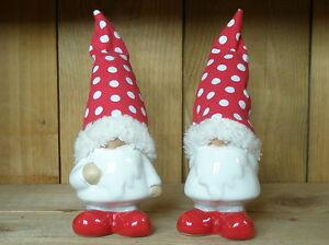 Fesselnd Das Bild Wird Geladen Santa Drini Stehend Weihnachtswichtel 2 Modelle