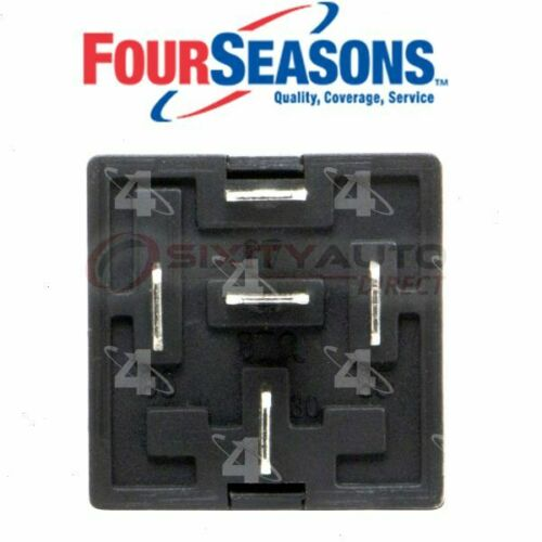Four Seasons Engine Cooling Fan Motor Relay for 1993-2004 Chrysler Concorde ou