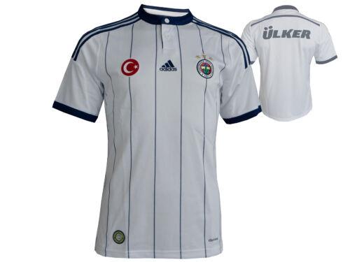 adidas Fenerbahce Istanbul Kinder Fußball Trikot weiß Fan Fussball 152 - 176