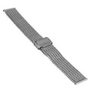 Uhrenarmband-Polonaise-Mesh-Hohe-2-5-mm-Breite-20-mm-stahl
