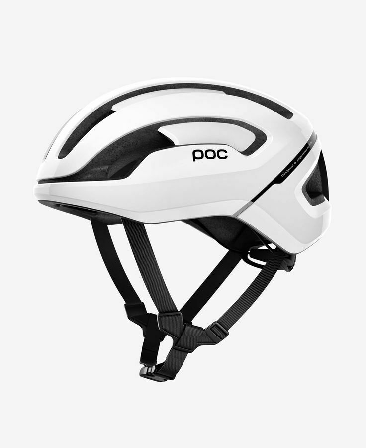 POC Cycling Omne Air SPIN Cycling Helmet Hydrogen bianca Dimensione  Small