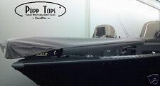 "Minn Kota Trolling Motor Cover  By PoppTops Fits PowerDrive w/48"" Shaft.  Gray"