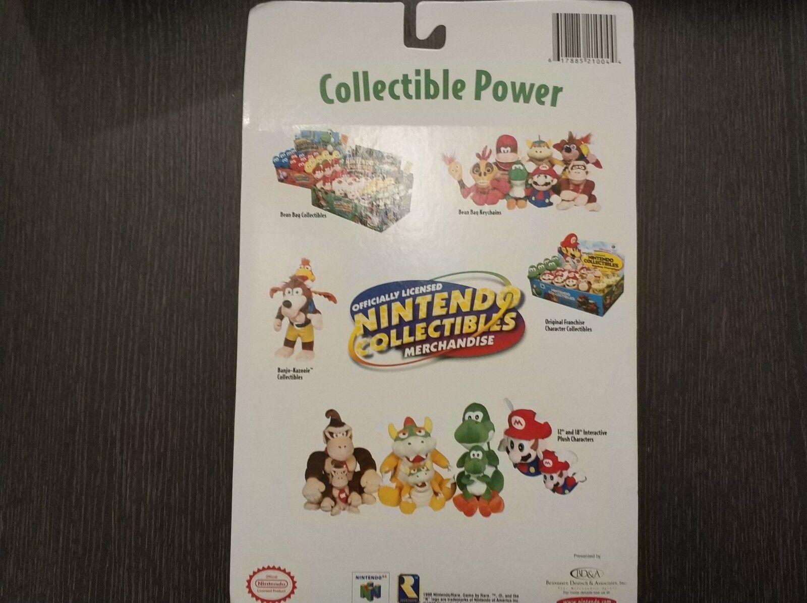 Zelda: Ocarina Figure of Time Ganondorf Figure Ocarina Collectible Action 1998 - 16 Cent New d166ef