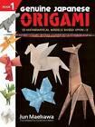 Genuine Japanese Origami: 33 Mathematical Models Based Upon Square Root of 2 by Jun Maekawa (Paperback, 2012)