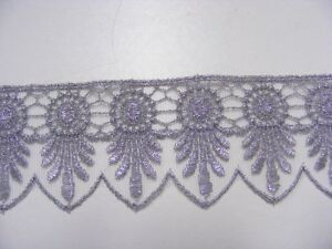 Metallic-Silver-Embroidered-Nett-Lace-Trim-50mm-x-3mts-26117