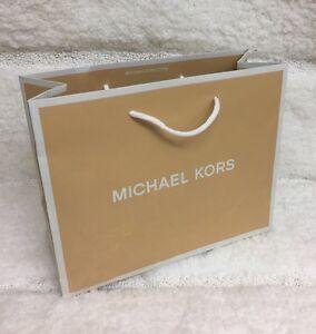 886d16d8a558 La foto se está cargando Michael-Kors-100-Autentico-Bolsa-De-Papel-Talla-