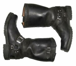 ">>> fette "" SANCHO "" Herren- Biker- Stiefel / Western- Boots in schwarz Gr. 41"