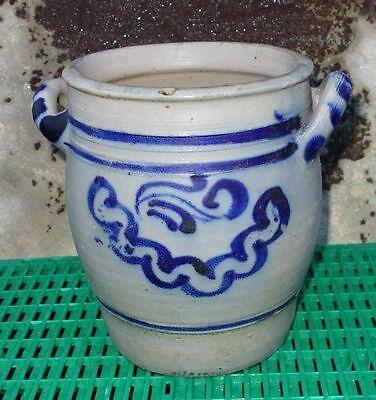 Ordentlich Alter Schmalztopf Steintopf Salzglaur Auch Übertopf Nr 2009/03 Um Jeden Preis Vasen, Töpfe & Dosen Gefäße